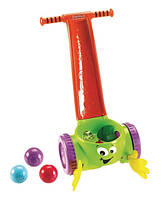 Музыкальная игрушка каталка Fisher price с шариками
