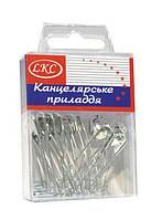 """Булавки английские """"LKC"""" 60 шт. серебристые №1030"""