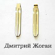 Лезвие для выкидного ключа Subaru (Субару) TOY43
