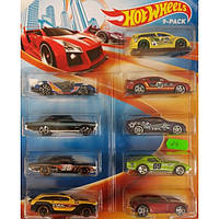 Hot Wheels Подарочные наборы автомобилей по 9шт №4