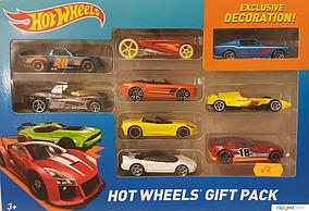 Hot Wheels Подарочные наборы автомобилей по 9шт №2