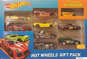 Hot Wheels Подарочные наборы автомобилей по 9шт №1