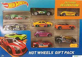 Hot Wheels Подарочные наборы автомобилей по 9шт №9