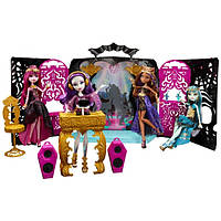 Monster High Спектра Вондергейст и Лаунж-пати серии 13 желаний