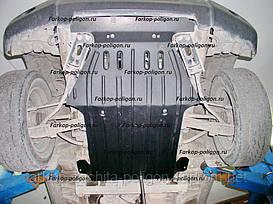 Защита картера MITSUBISHI Pajero Pinin с-1999 г.