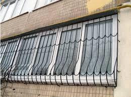 Решетки (балконные, оконные)