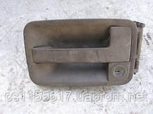 Наружная ручка 1472002077 задней двери б/у на Fiat Scudo, Citroen Jumper, Peugeot Expert 2004-2006 год