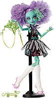 Monster High Кукла Хани Свомп из серии Фрик Ду Чик Freak du Chic Honey Swamp Doll, фото 1