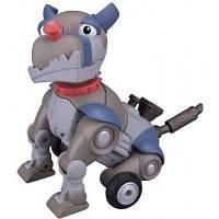 Мини робот Wow Wee собака Рекс Серый
