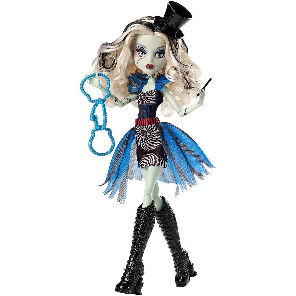 Monster High Кукла Фрэнки Штейн из серии Фрик Ду Чик Freak du Chic Frankie Stein Doll