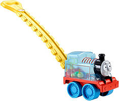 Fisher-Price каталка -паравозик томас  My First Thomas The Train, Pop and Go Thomas