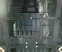 Защита РКПП MITSUBISHI Pajero Sport v-2,5;3,0 TDi АКПП c-2010 г.
