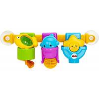 Fisher-Price игрушка для ванной плескайся и играй Splash and Play Bath Bar
