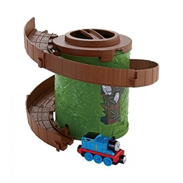 Fisher-Price Thomas the Train спиральная башня Spiral Tower Tracks with Thomas