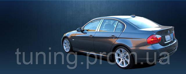 Хром накладка BMW 3 серии 2006-2012