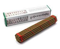 "Тибетские Благовония ""Loong-Poe Sticks"" (Dr.Dolkar)"