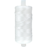 Зубная нить флосс 200 метров Miradent, белая без воска, фото 1