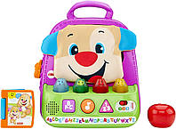 Fisher-Price умный рюкзак Laugh & Learn Smart Stages Teaching Tote