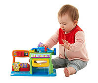 Fisher-Price гараж умного щенка Laugh & Learn Puppy's Numbers Garage, фото 1
