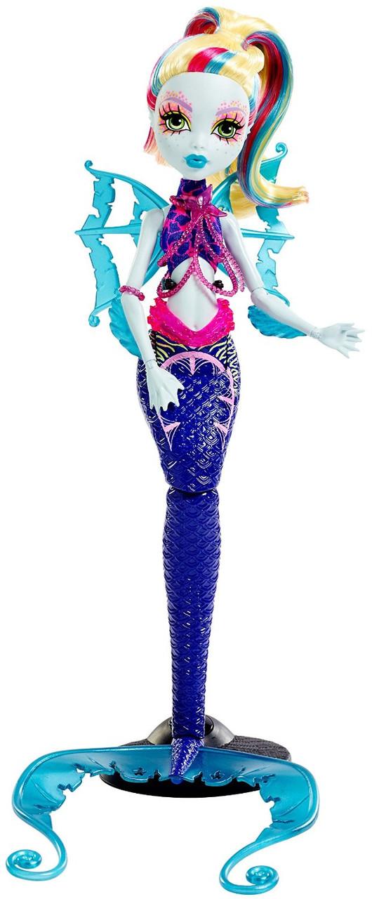 Monster High скарьерный риф Лагуна Great Scarrier Reef Lagoona Blue