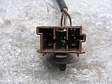 Шаговый двигатель заслонки печки 7702163822 б/у на Renault Master, Opel Movano, Nissan Interstar год 1998-2003, фото 3