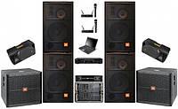 Звуковое оборудование для дискотек и ночных клубов