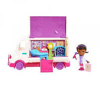 Doc McStuffins Доктор Плюшева и машина скорой помощи Mobile Clinic Toy