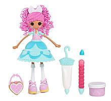 Кукла Лалалупси Глазурина Сладкая фантазия Lalaloopsy Girls Cake Fashion Doll Fancy Frost