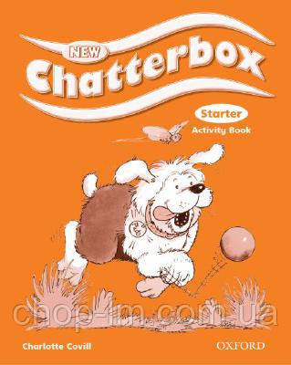 New Chatterbox Starter Activity Book (Рабочая тетрадь/зошит по английскому языку), фото 2