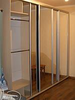 Шкаф купе 3х-дверный ширина 2400 мм, глубина 450мм, высота 2100мм. Одесса, фото 1