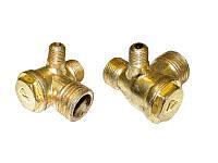 Обратный клапан для компрессора, резьба наружная