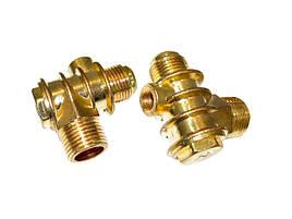 Обратный клапан для компрессора, резьба наружная, большой