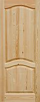Межкомнатные двери сосна  неокрашенные
