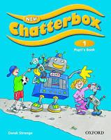 New Chatterbox Level 1 Pupil's Book  (Учебник/підручник по английскому языку),  авторы Mary Charrington
