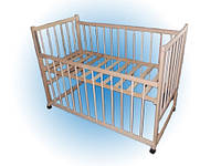 Детские кроватки -качалки на дугах