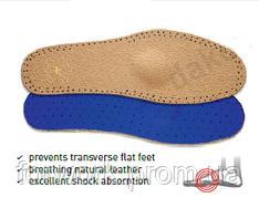 Стельки профилактические от  поперечного плоскостопия и боле в передней части стопы Coccine