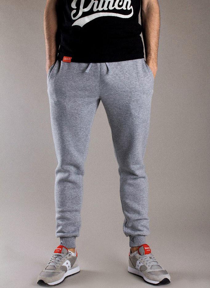 924cd8cd Спортивные штаны теплые Punch Jog Grey, цена 380 грн., купить Суми ...