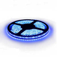 Светодиодная лента B-LED 3528-120 B IP65 синий, герметичная, 1м