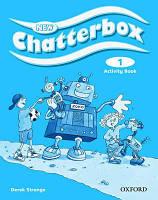 New Chatterbox Level 1 Activity Book (рабочая тетрадь/зошит)
