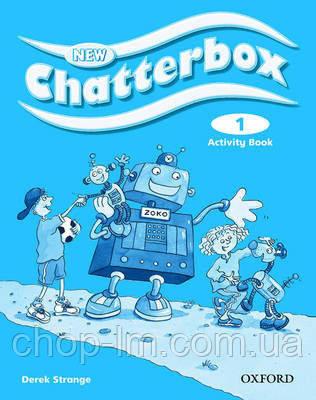 New Chatterbox Level 1 Activity Book (рабочая тетрадь/зошит), фото 2