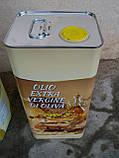Оливковое масло Olio Extra Vergine di Oliva, 5 л, фото 4