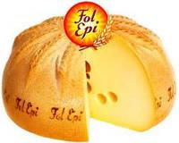 Сыр Bongrain Fol Epi 50% твердый, Франция (режем от 300 грамм)