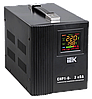 Стабилизатор напряжения 2 кВт переносной IEK