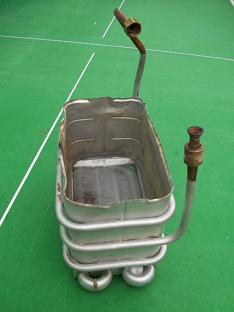 Теплообменник на газовую колонку aeg купить Кожухотрубный испаритель ONDA LSE 755 Пенза