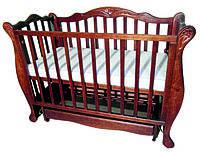 Детские кроватки на шарнирах и подшипниках