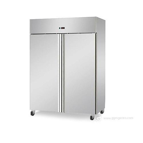 Шкаф морозильный 2-х дверный TS1200N GGM gastro (Германия)