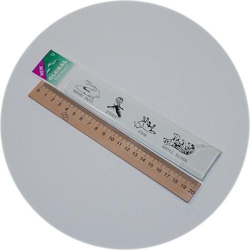 пилка для ногтей White Tiger от магазина Fred Shop