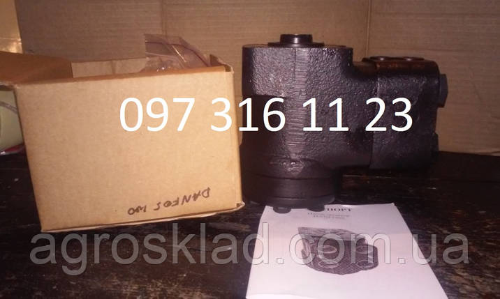 Насос-дозатор Danfoss-160 с клапанной плитой, фото 2