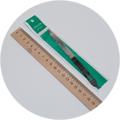 пилка для ногтей zinger с триммером от магазина Fred Shop