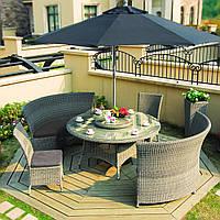 Зонт круглый Villa